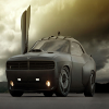 Custome Storm Chase Car